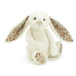 Blossom cream bunny medium