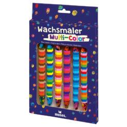 Moses wax multicolor