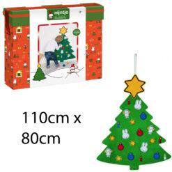 Nijntje kerstboon van Vilt