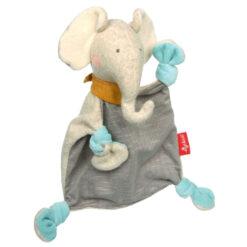 knuffel doekje olifant